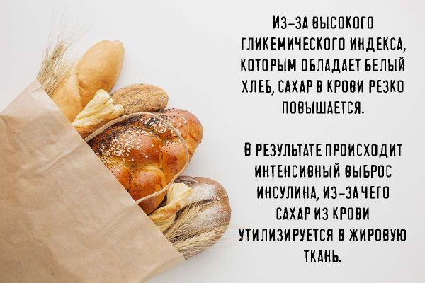 Что будет, если перестать есть покупной хлеб и больше не начинать